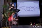 Gloria Diez - Business Development at Wamba at the 2015 iDateAwards Ceremony in Las Vegas held in Las Vegas