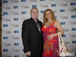 Mark and Anna Davis at the 2015 iDate Awards