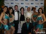 Kelly Steckelberg - CEO of Zoosk at the 2015 iDateAwards Ceremony in Las Vegas held in Las Vegas