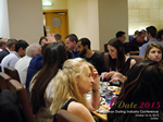 Lunch Among European And Global Dating Industry Executives   at the 2015 London U.K. & E.U. Mobile and Internet Dating Expo and Convention