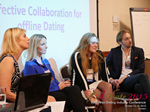 Panel On Effective Collaboration For Offline Dating At at the 2015 London U.K. & E.U. Mobile and Internet Dating Expo and Convention