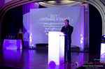 Marc Lesnick Presenting the Best Dating Software & Saas Award at the January 26, 2016 Internet Dating Industry Awards Ceremony in Miami