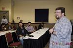 Ophir Laizerovich Presidente da Professionalmatch Palestrando sobre Estratégia de Propaganda no Facebok at the 13th Annual iDate Super Conference