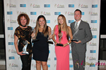 Winners of the Idate Awards  at the 2016 iDateAwards Ceremony in Miami held in Miami