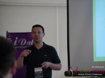 Adam Reimer dating super affiliate speaking on mobile marketing  at the 38th Mobile Dating Indústria Conference in Los Angeles