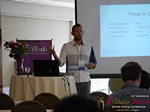 Kenny Hyder (VP of Equate Media)  at the June 8-10, 2016 Mobile Dating Indústria Conference in Los Angeles