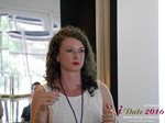 Melissa Mcdonald (Business Development at Yandex)  at the June 8-10, 2016 Los Angeles Internet and Mobile Dating Indústria Conference