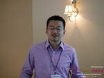 Shang Hsui Koo(CFO, Jiayuan)  at the June 8-10, 2016 Beverly Hills Internet and Mobile Dating Negócio Conference
