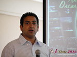 Tushar Chaudhary (Associate director at Verizon)  at the 2016 Los Angeles Mobile Dating Summit and Convention