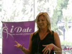 Katherine Knight - Director of Marketing at Zoosk at the 48th Mobile Dating Indústria Conference in Studio City