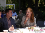 Lunch at the June 1-2, 2017 Mobile Dating Indústria Conference in Los Angeles