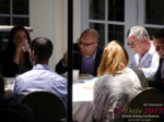 Lunch at the June 1-2, 2017 Mobile Dating Indústria Conference in L.A.
