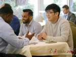 Speed Networking - Online Dating Industry Professionals at the 48th Mobile Dating Indústria Conference in Studio City