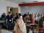 Audience at the July 19-21, 2017 Misnk, Belarus International Romance Industry Conference