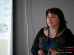 Irina Matulkova at the 2017 P.I.D. Industry Conference in Misnk, Belarus