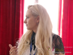 Julia Lanske at the July 19-21, 2017 Misnk, Belarus International Romance Industry Conference