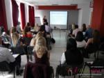 Julia Meszaros at the July 19-21, 2017 Misnk, Belarus International Romance Industry Conference