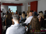 Julia Meszaros at the July 19-21, 2017 International Romance Industry Conference in Misnk, Belarus
