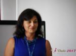 Ksenia Droben at the 2017 Premium International Dating Business Conference in Belarus