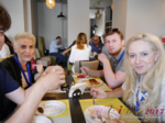 Lunch at the July 19-21, 2017 P.I.D. Industry Conference in Minsk
